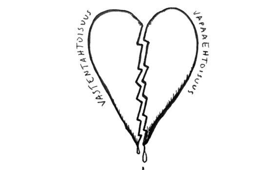Särkynyt sydän